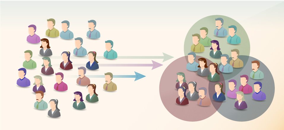 segmentarea audientei